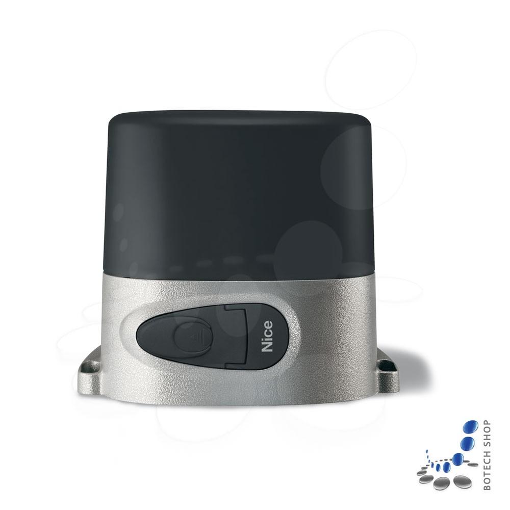nice robo 1000 moteur 230v pour les portails coulissants kit s. Black Bedroom Furniture Sets. Home Design Ideas