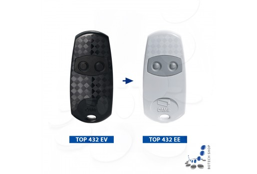 Télécommande CAME TOP 432 EV