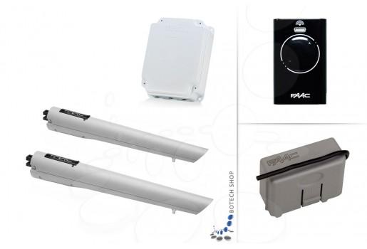 Drehtorantrieb FAAC S418 24 V/2 (S) Handy Kit