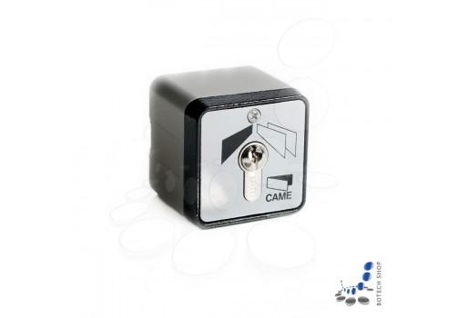 Sélecteur à clé CAME SET-E (montage apparent)