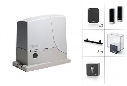 NICE ROX 1000 Kit M Moteur pour les portails coulissants
