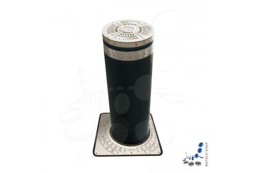 FAAC J275 HA600 Borne escamotable en acier inoxydable 37