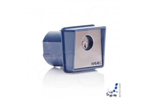 Sélecteur à clé FAAC T10 (montage encastré)