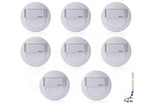 8x RUEDA STANDARD luminaire en aluminium